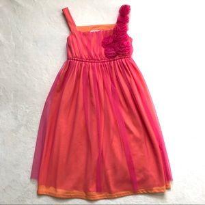 BONNIE JEAN Size 6x Girls Dress